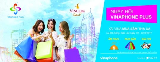 VinaPhone ưu đãi cực lớn chào mừng Quốc khánh 2-9 - Ảnh 1.