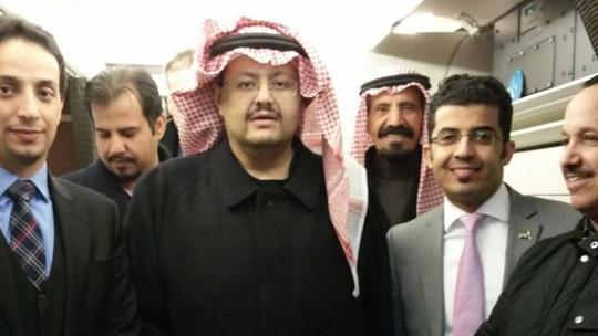 Bí ẩn những hoàng tử mất tích của Ả Rập Saudi - Ảnh 1.