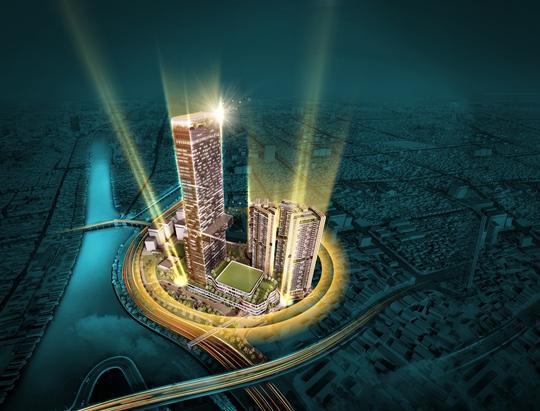Khởi công dự án 5 sao Dragon Riverside City - Ảnh 1.