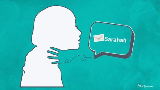 Ứng dụng Sarahah âm thầm lấy danh bạ người dùng - Ảnh 1.