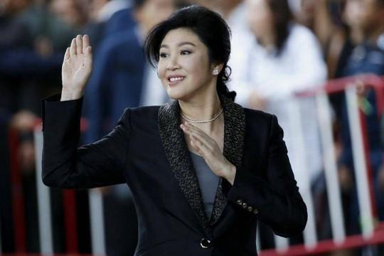 Bà Yingluck sẽ lên tiếng vào thời điểm thích hợp - Ảnh 1.