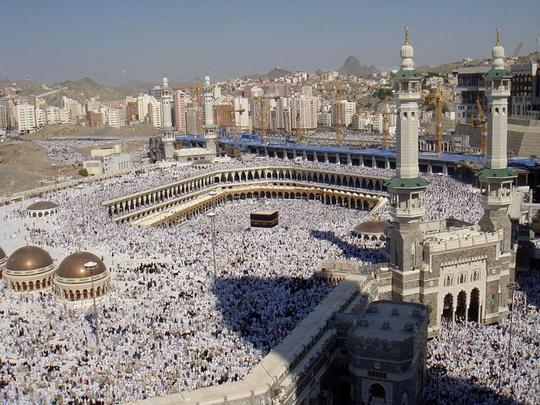 Thánh địa Mecca và những điều bạn chưa biết - Ảnh 2.