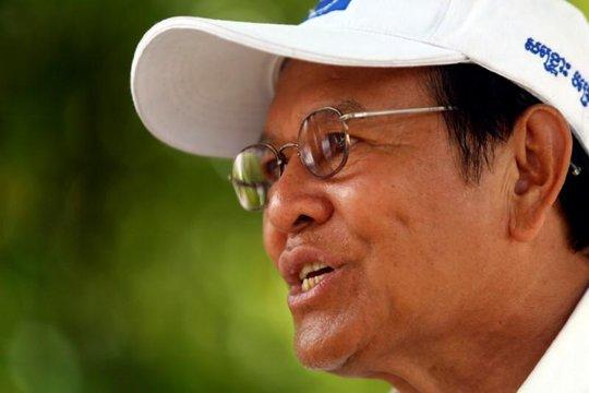 Lãnh đạo đảng đối lập Campuchia bị bắt vì phản quốc - Ảnh 1.