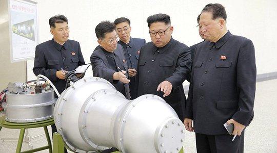 Vụ thử hạt nhân lớn chưa từng thấy của Triều Tiên? - Ảnh 2.