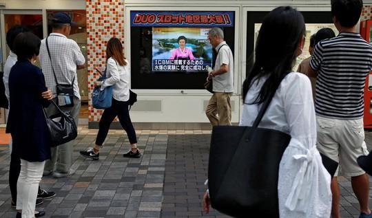 Trung Quốc kêu gọi Triều Tiên ngừng hành động sai lầm - Ảnh 1.