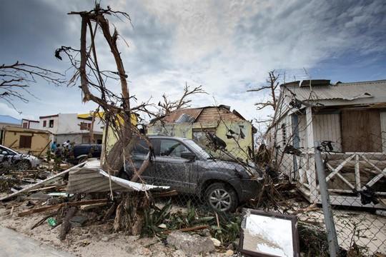 Mỹ: Cuộc sơ tán lịch sử tránh siêu bão Irma - Ảnh 5.