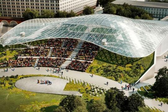 Nga khai trương công viên 230 triệu USD - Ảnh 2.