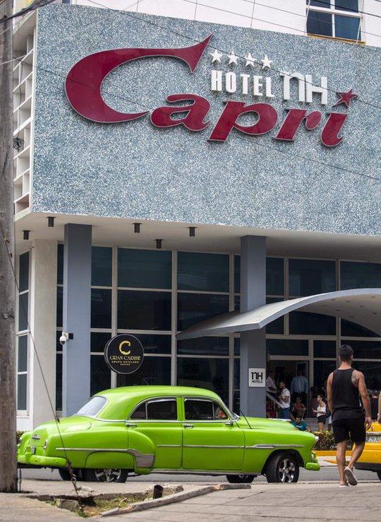 Vụ quan chức ngoại giao Mỹ trúng bệnh lạ ở Cuba: Ổ bệnh ở khách sạn Capri? - Ảnh 2.