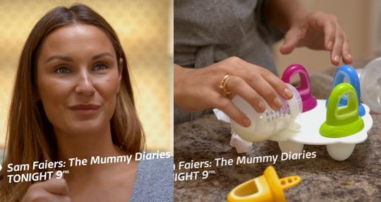 Sáng kiến độc đáo: Làm kem que bằng sữa mẹ cho bé - Ảnh 1.