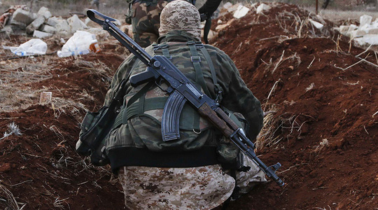 Lầu Năm Góc bị tố giả mạo giấy tờ đưa vũ khí 2 tỉ USD tới Syria - Ảnh 1.