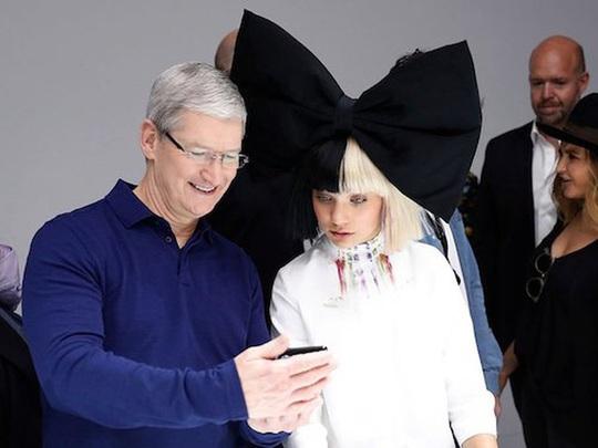 Thói quen thường nhật của sếp Apple - Ảnh 2.