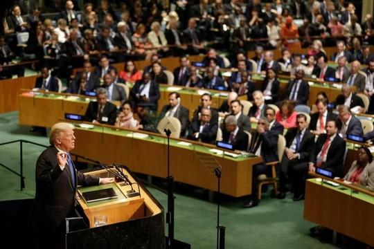 Nhiều lãnh đạo né ông Donald Trump tại Liên Hiệp Quốc - Ảnh 1.