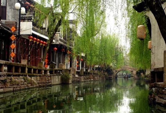 10 cổ trấn đẹp như trong phim ở Trung Quốc - Ảnh 1.