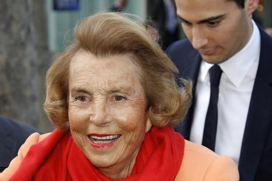 Người phụ nữ giàu nhất thế giới qua đời - Ảnh 1.