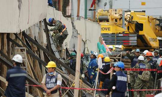 Động đất Mexico: Được cứu sống nhờ… tin nhắn gửi chồng - Ảnh 4.