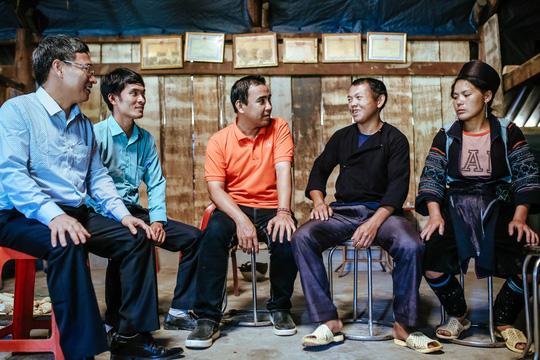 Theo chân MC Quyền Linh khám phá con đường sức khỏe xanh - Ảnh 2.