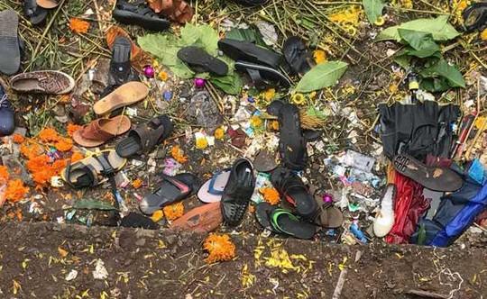 Giẫm đạp thảm khốc tại Ấn Độ, 22 người thiệt mạng - Ảnh 1.