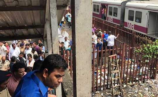 Giẫm đạp thảm khốc tại Ấn Độ, 22 người thiệt mạng - Ảnh 2.