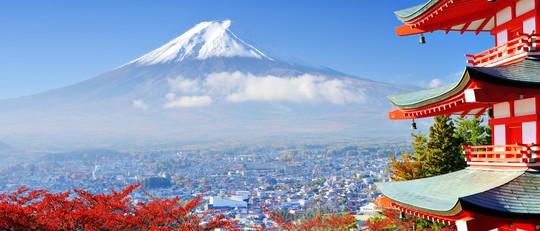 Những điểm du lịch châu Á lý tưởng bạn nên đi trong tháng 10 - Ảnh 1.