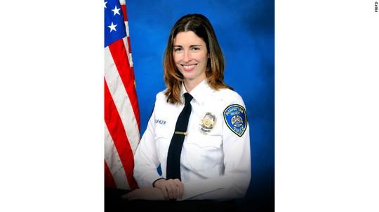 Cô Rachael Parker, 33 tuổi. Ảnh: MBPD