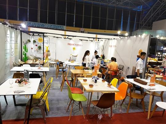 Vifa home 2017: Hội chợ đồ gỗ và trang trí nội thất Việt Nam - Ảnh 2.