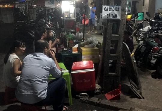 Đằng sau thức uống có một không hai ở Sài Gòn - Ảnh 1.