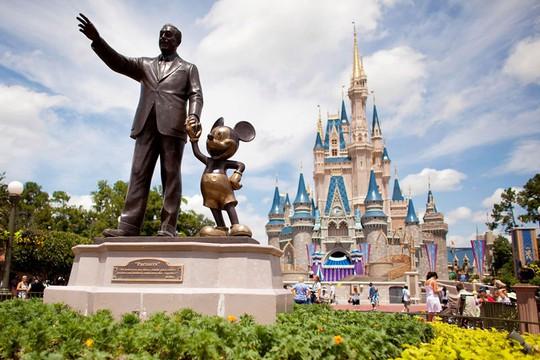 """""""Điểm danh"""" 10 công viên giải trí nổi tiếng nhất thế giới - Ảnh 1."""