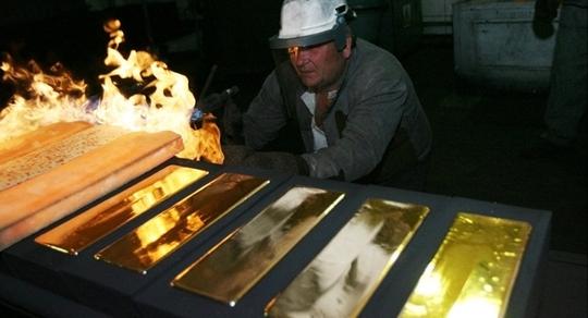 Vì sao Nga mua vàng dự trữ với số lượng kỷ lục? - Ảnh 1.