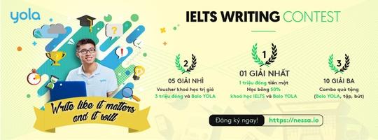 Nessa by YOLA tổ chức cuộc thi viết với tổng giá trị giải thưởng lên đến 50 triệu đồng - Ảnh 1.