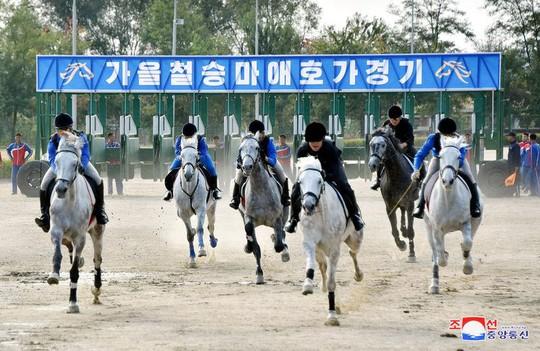 Triều Tiên cho phép dân cá cược, đối phó lệnh trừng phạt - Ảnh 1.