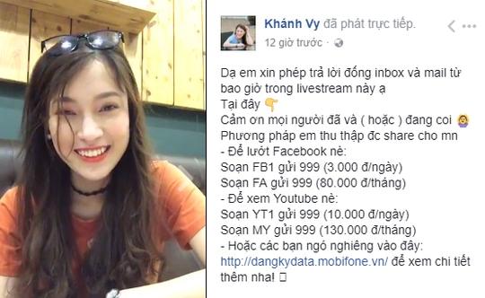 Khánh Vy chia sẻ bí quyết học tiếng Anh tiết kiệm trên Youtube - Ảnh 1.