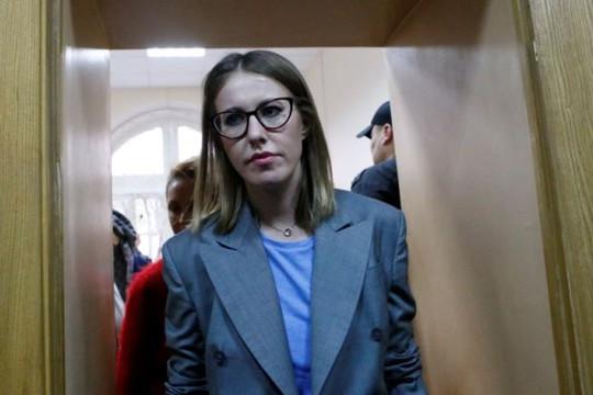 Con gái của thầy ông Putin tranh cử tổng thống Nga - Ảnh 1.