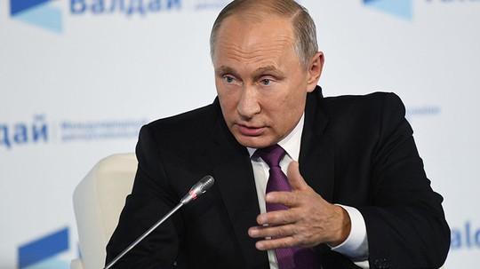 Ông Putin bất ngờ trút lời cay đắng lên sự bội bạc của Mỹ - Ảnh 1.