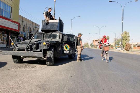 Tướng Iran cảnh báo cứng rắn người Kurd - Ảnh 1.