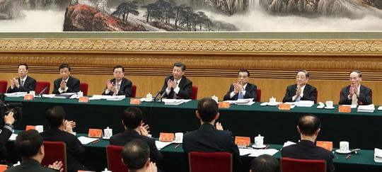 Trung Quốc bầu mới lãnh đạo đảng - Ảnh 2.