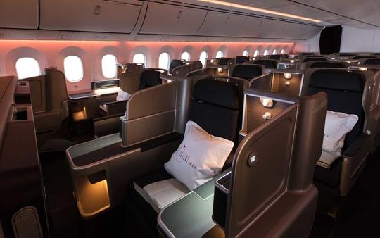 Bên trong phi cơ sẽ thực hiện chuyến bay dài nhất thế giới - Ảnh 2.