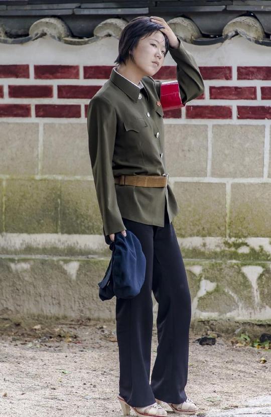 Ảnh lạ về quân đội Triều Tiên - Ảnh 4.