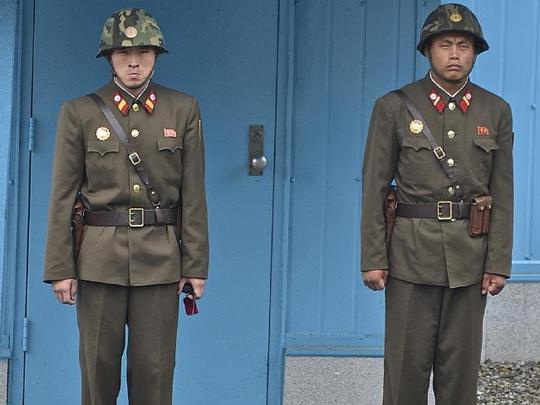 Ảnh lạ về quân đội Triều Tiên - Ảnh 9.