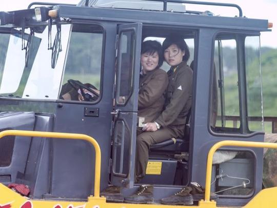 Ảnh lạ về quân đội Triều Tiên - Ảnh 10.