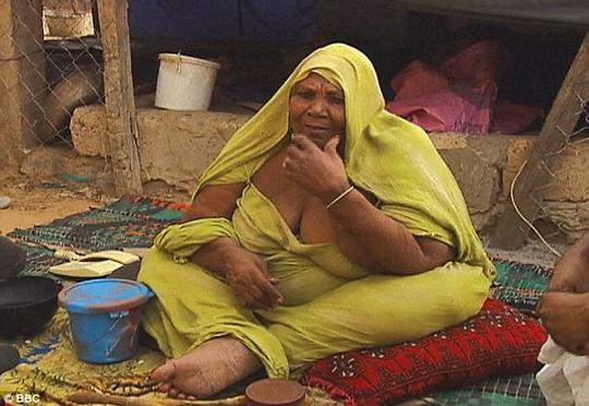 Nơi phụ nữ to béo mới là chuẩn mực cái đẹp và dễ lấy chồng - Ảnh 1.