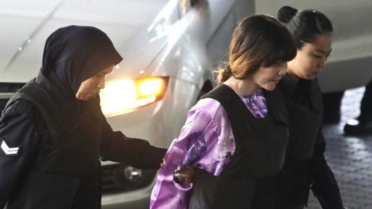 Vụ xử Đoàn Thị Hương: Không thể bắt 4 nghi phạm Triều Tiên - Ảnh 1.