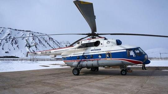 Thêm trực thăng Nga rơi ở Bắc Cực - Ảnh 2.