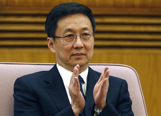 Cựu thư ký của ông Tập trở thành bí thư Thượng Hải - Ảnh 3.