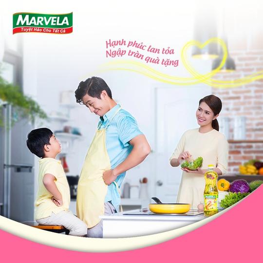 Marvela khuyến mãi lớn tri ân khách hàng - Ảnh 1.