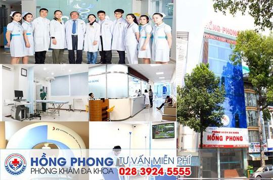 Phòng khám Hồng Phong: Địa chỉ khám chữa bệnh chuyên nghiệp tại TP HCM - Ảnh 1.