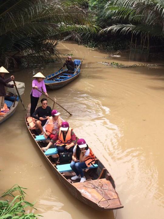 Về miền Tây đắm mình vào sông Ba Lai huyền thoại - Ảnh 1.