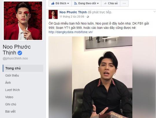 Sao Việt rủ nhau livestream khoe gói 4G MobiFone siêu mượt - Ảnh 1.