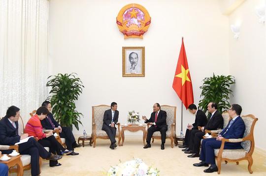 Tỉ phú Jack Ma: Thanh niên Việt Nam có suy nghĩ rất lý thú - Ảnh 1.