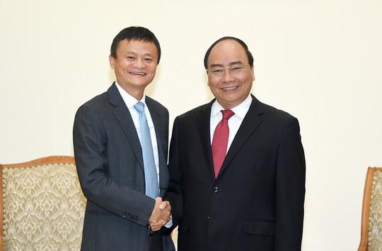 Tỉ phú Jack Ma: Thanh niên Việt Nam có suy nghĩ rất lý thú - Ảnh 2.