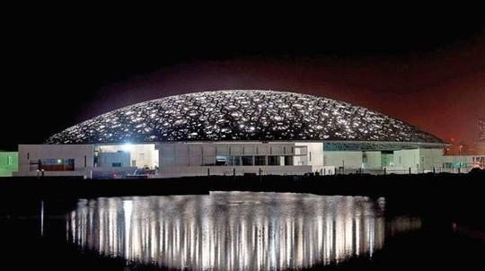 Bộ sưu tập tỷ USD của bảo tàng Ả-rập - Ảnh 1.
